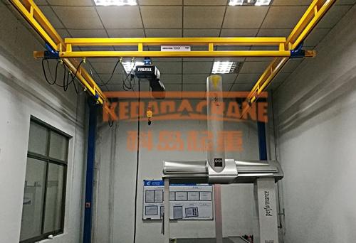 组合自立式钢性梁起重机(KBK)
